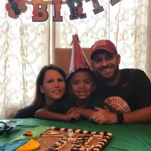 Armand's 6th Birthday | October 2017