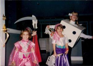 Dice Halloween Costume