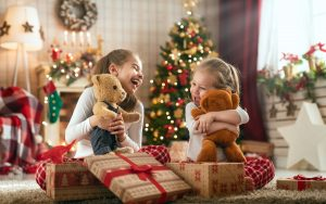 Safe toys for Christmas
