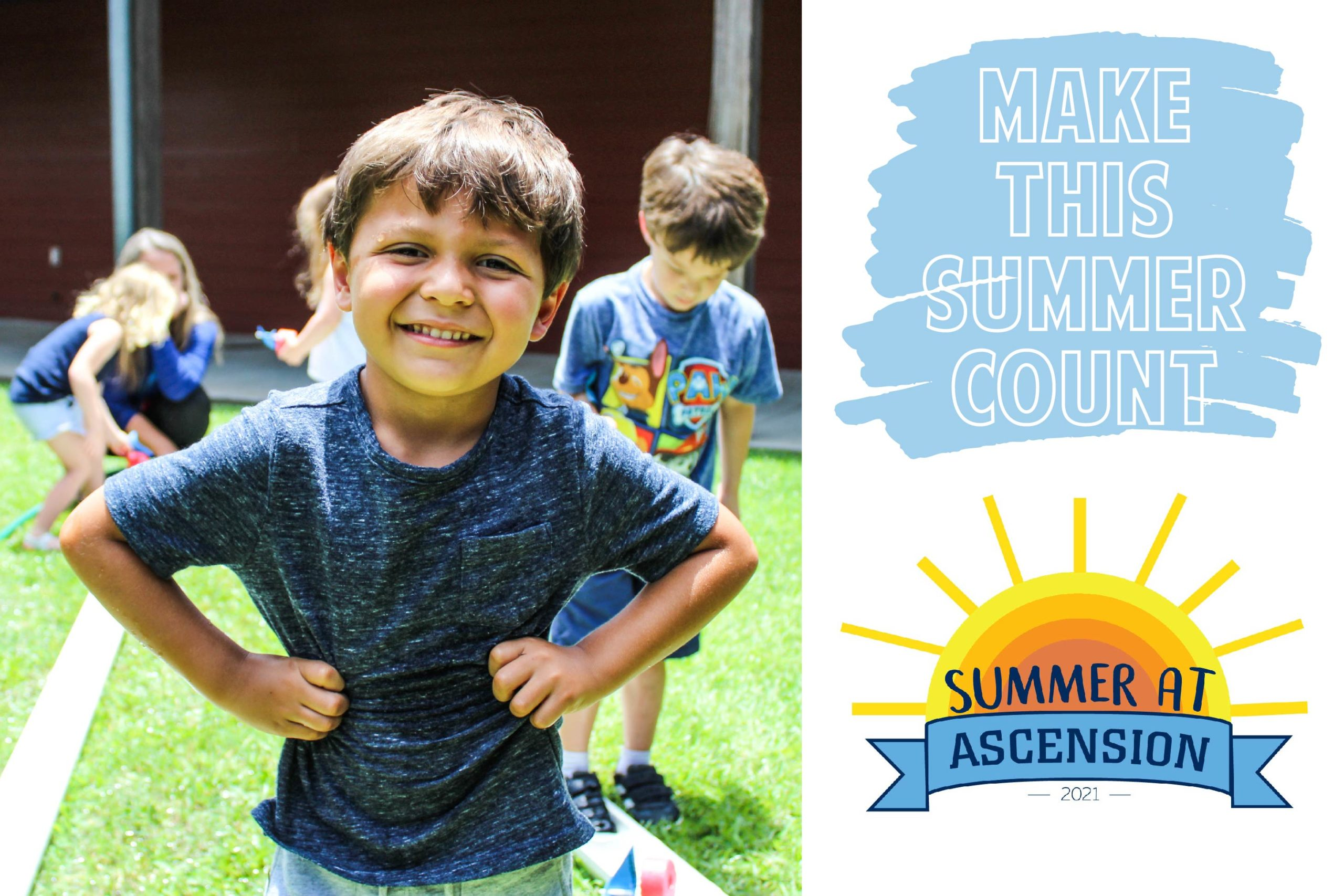Summer camp options in Lafayette Louisiana