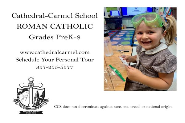 Roman catholic school in Lafayette