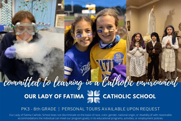 Catholic School Lafayette Louisiana