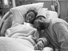 Tiegen family after stillbirth