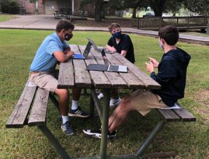 ESA kids discuss how to best go about college search in 2020
