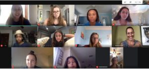 ESA students meet virtually for college touring and college counseling