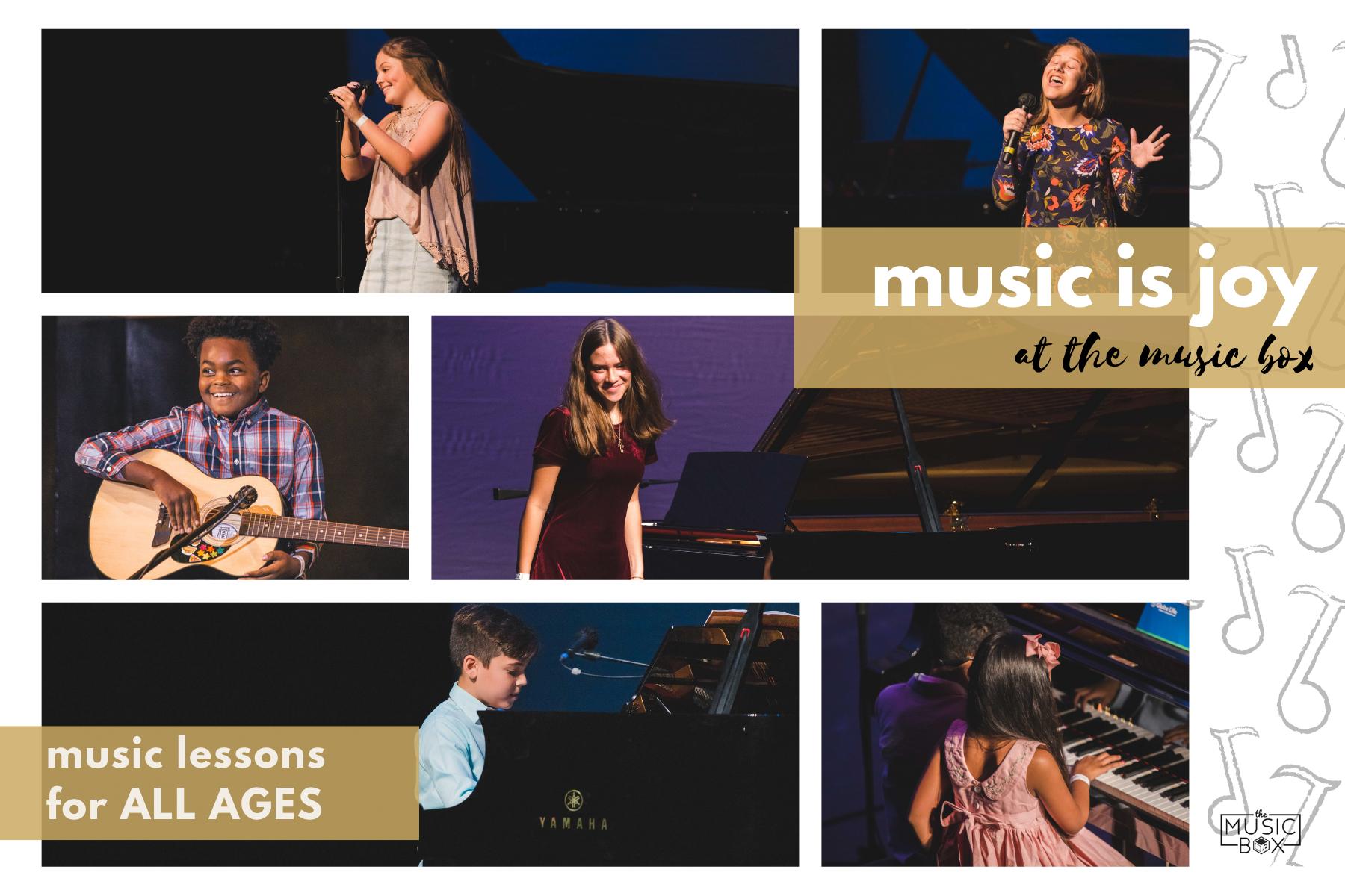 Summer Music Classes Lafayette