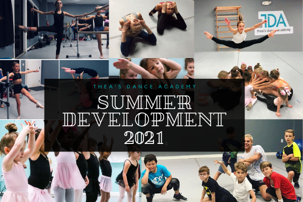 Summer Dance Classes and Camps in Lafayette Louisiana