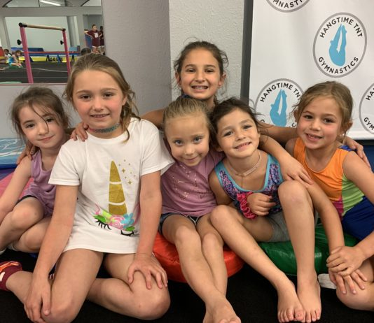 Lafayette Gymnastics Camp