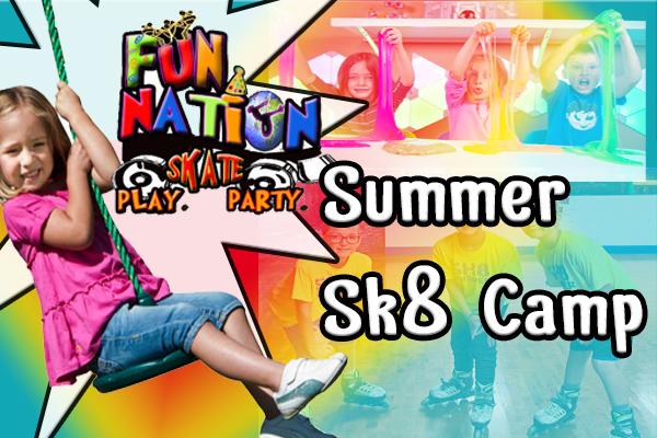 Summer Skate Camp in Lafayette
