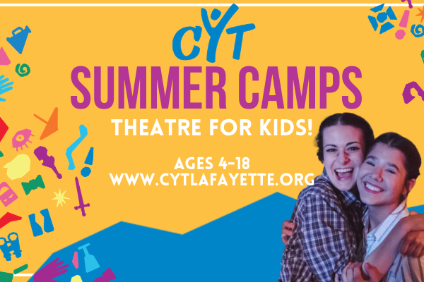 Christian Theater Summer Camps in Lafayette