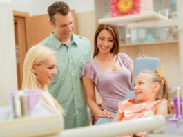 Decision making in pediatric dental care with the whole family and dentist