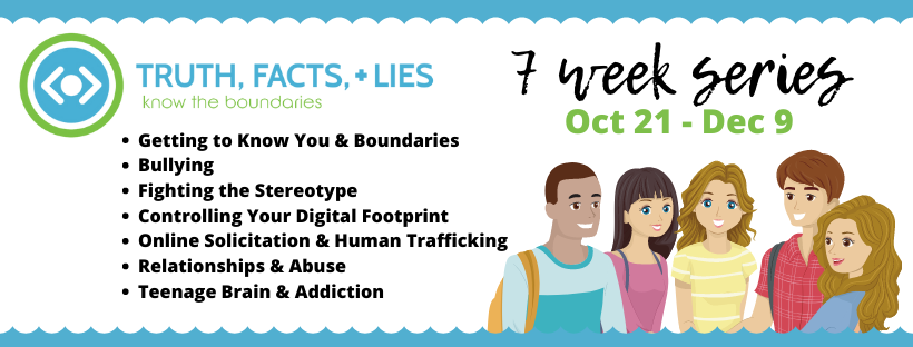 7 Week Program Teaching Teens Healthy & Safe Boundaries On and Off the Screen